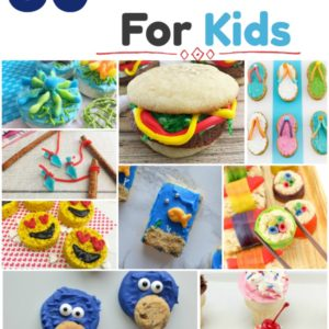 30 Unique Treats & Cookies for Kids