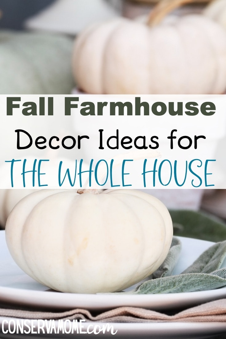 fall farmhouse decor ideas