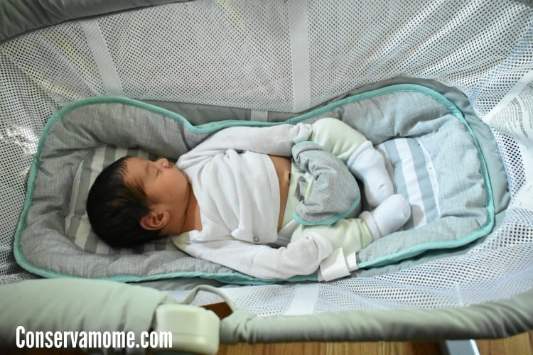 Conservamom Swaddleme By Your Bed Sleeper From Swaddleme