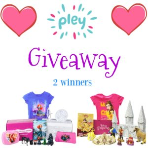 Disney Princess Box from Pley Giveaway (2 Winners) ends 11/11