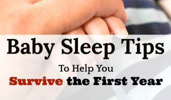 Baby Sleep Tips To Help You Survive the First Year