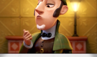Sherlock Gnomes – The Sequel to Gnome & Juliet is coming!