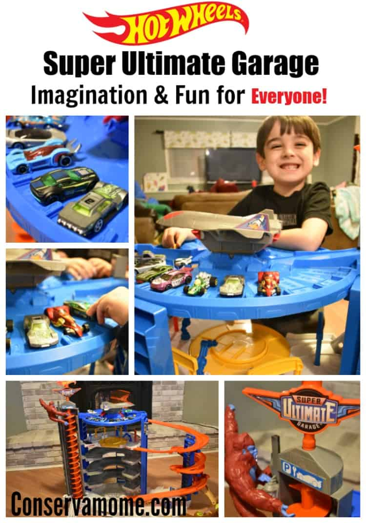Find out why the Hot Wheels Super Ultimate Garage,Exclusive to Walmart, is a must have this Holiday season and how it will bring Imagination and fun to everyone.