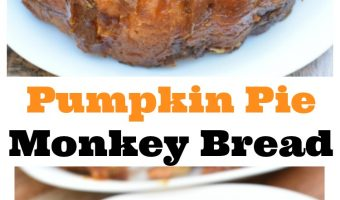 Pumpkin Pie Monkey Bread recipe