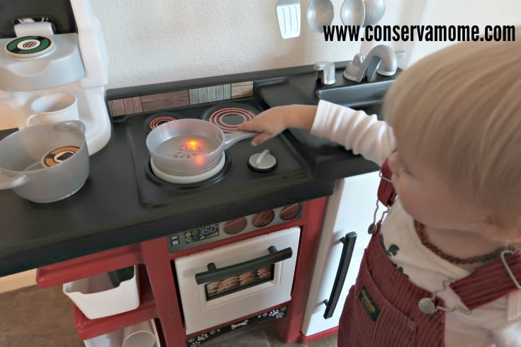 Conservamom Step 2 Coffee Time Kitchen Toy Review