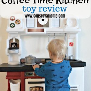 Step 2 Coffee Time Kitchen Toy Review