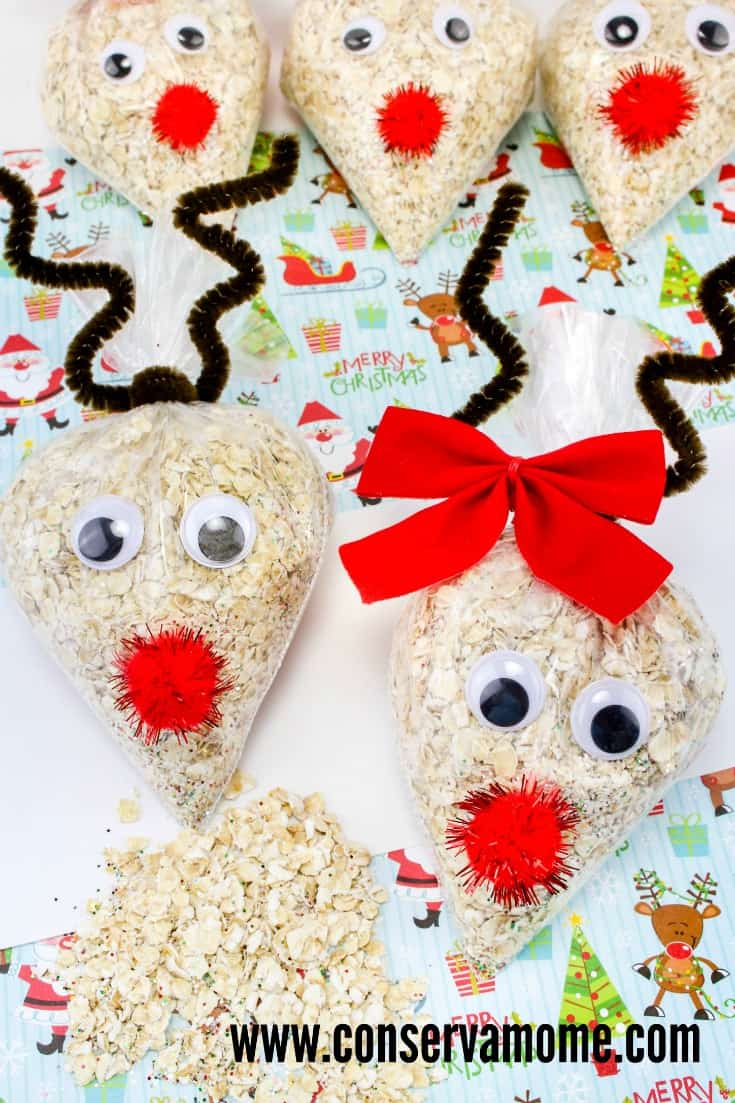This Reindeer Food Craft is the perfect way to ring in Christmas Eve allowing your little ones a fun activity in anticipation of The Big Guy's Arrival!