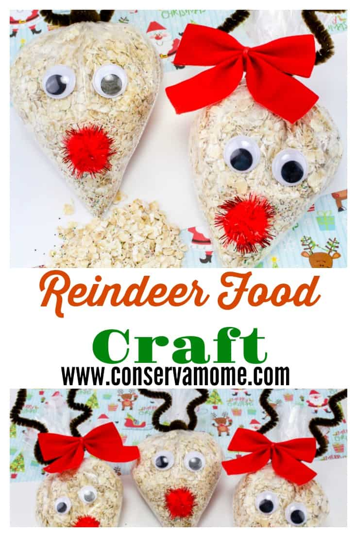 This Reindeer Food Craft is the perfect way to ring in Christmas Eve allowing your little ones a fun activity in anticipation of The Big Guy's Arrival! This fun Christmas Craft is a blast to make!