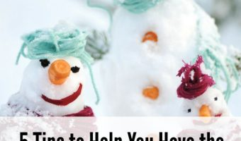5 Tips to Help You Have the Best Winter Ever + Giveaway