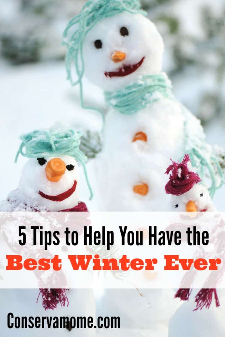 Winter is here, which means it's time to change things up a bit to stay healthy both mentally and physically. Check out Tips to help you have the Best Winter Ever.
