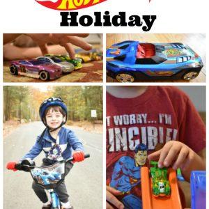 Make it a Hot Wheels Holiday!