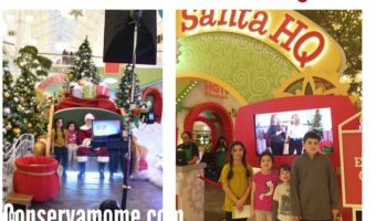 Magic Awaits at HGTV's Santa HQ