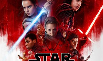 Star Wars the Last Jedi is here!!