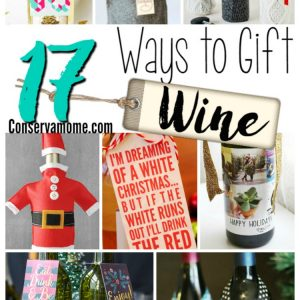 17 Ways to Gift Wine