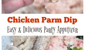 Chicken Parm Dip – Easy & Delicious Party Appetizer