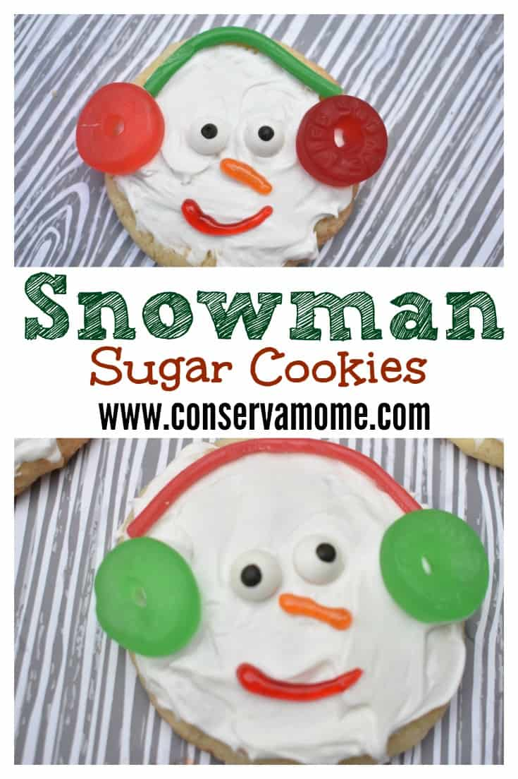 These fun and delicious snowman cookies will make everyone's heart melt! A fun treat to make as a classroom project or the perfect holiday dessert and winter fun for kids!