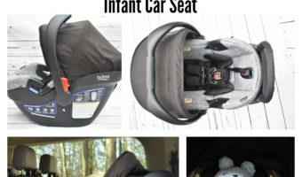 7 Reasons New Parents Need the Britax Endeavours infant car seat