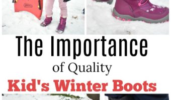 The Importance of Quality Kid's Winter Boots