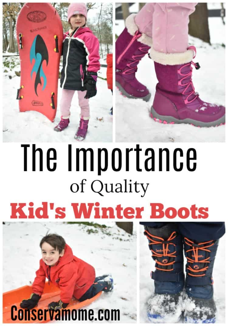 Winter can pose a lot of dangers if your kids aren't protected from head to toe. Check out some tips on The Importance of Quality Kid's Winter Boots.