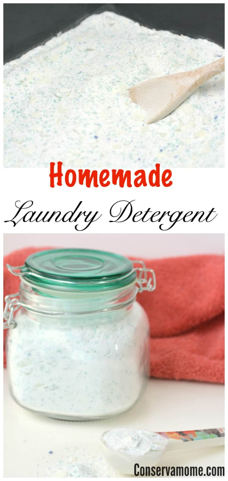 how to make natural laundry detergent