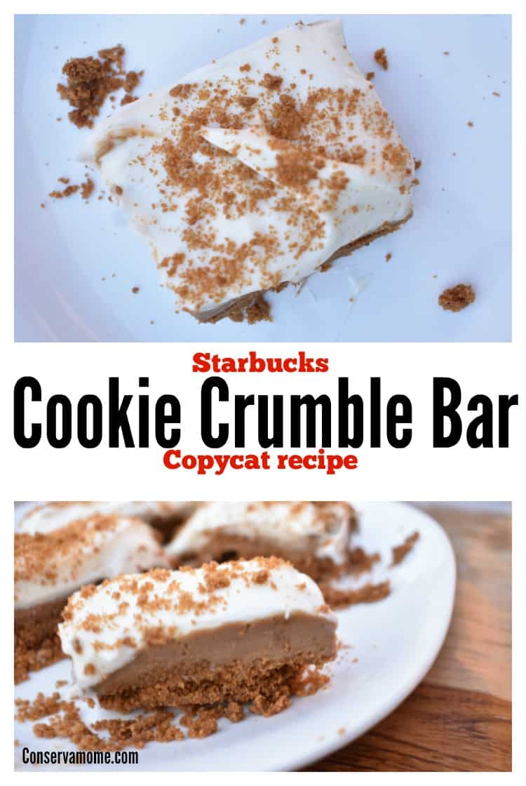 This delicious Starbucks Cookie Crumble Bar Copycat Recipe made with Speculoos Cookies will be the perfect treat! Check out how easy it is to make theseSpeculoos Cookies bars at home!