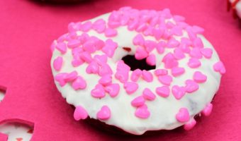 The Easiest Red Velvet Donuts  Recipe You'll ever make!
