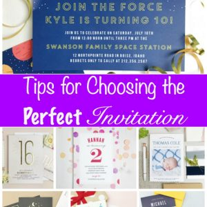 Tips for Creating the Perfect Invitation for Your Event