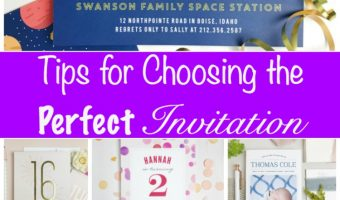 Creating the Perfect Invitation for Your Event is important, here are some Tips to help you make the best choices when doing so.