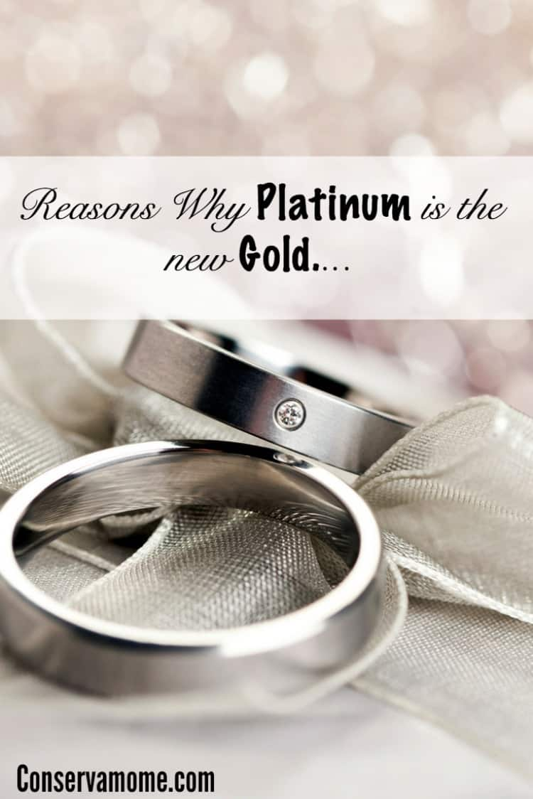 Platinum is gaining a lot of traction in the fashion and financial world. Find out Why Platinum is the new Gold.