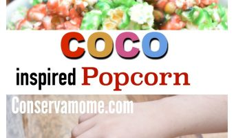 Disney•Pixar's COCO – On Blu-ray & DVD Tuesday 2/27 + Coco Inspired Popcorn Recipe