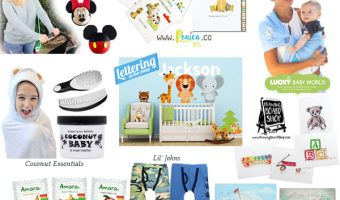 Bundle of Joy $350 Baby Gift pack Giveaway ends 4/15