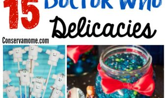 15 Doctor Who Delicacies – Perfect for any Doctor Who Party