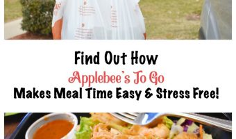 Find Out How  Applebee's To Go Makes Meal Time Easy & Stress Free!