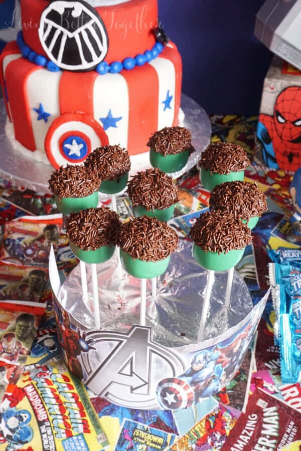 Conservamom 25 Avengers Recipes Amp Crafts Conservamom