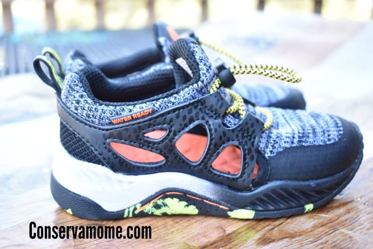 13ec5613271 You also need a shoe that s going to withstand the mud and muck that will  be a part of spring fun. That s why I m loving the new shoe from JambuKD s  spring ...