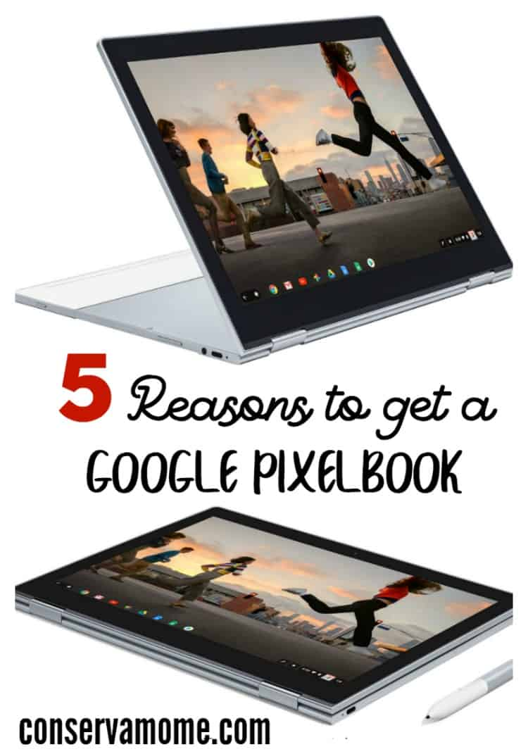 Check out the coolest new tech gear in town! Find out 5 Reasons to get a Google Pixelbook!