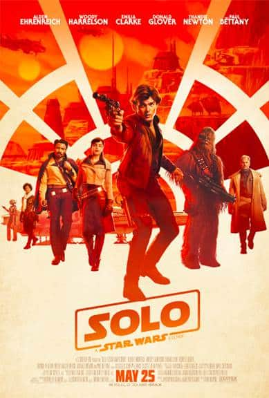Ready to head to a galaxy far, far away? Here's your chance! Check out the Solo: A Star Wars Story New Trailer + Poster !