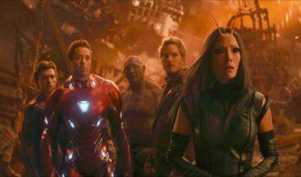 Brand new Avengers: Infinity War Featurette!