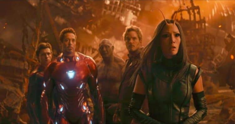 Brand new Avengers: Infinity War Featurette!