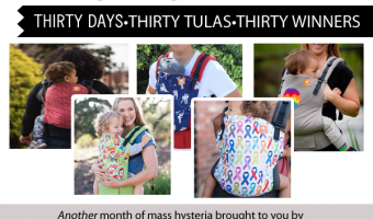WIN A Tula A Day Giveaway for 30 DAYS May 1-30th!