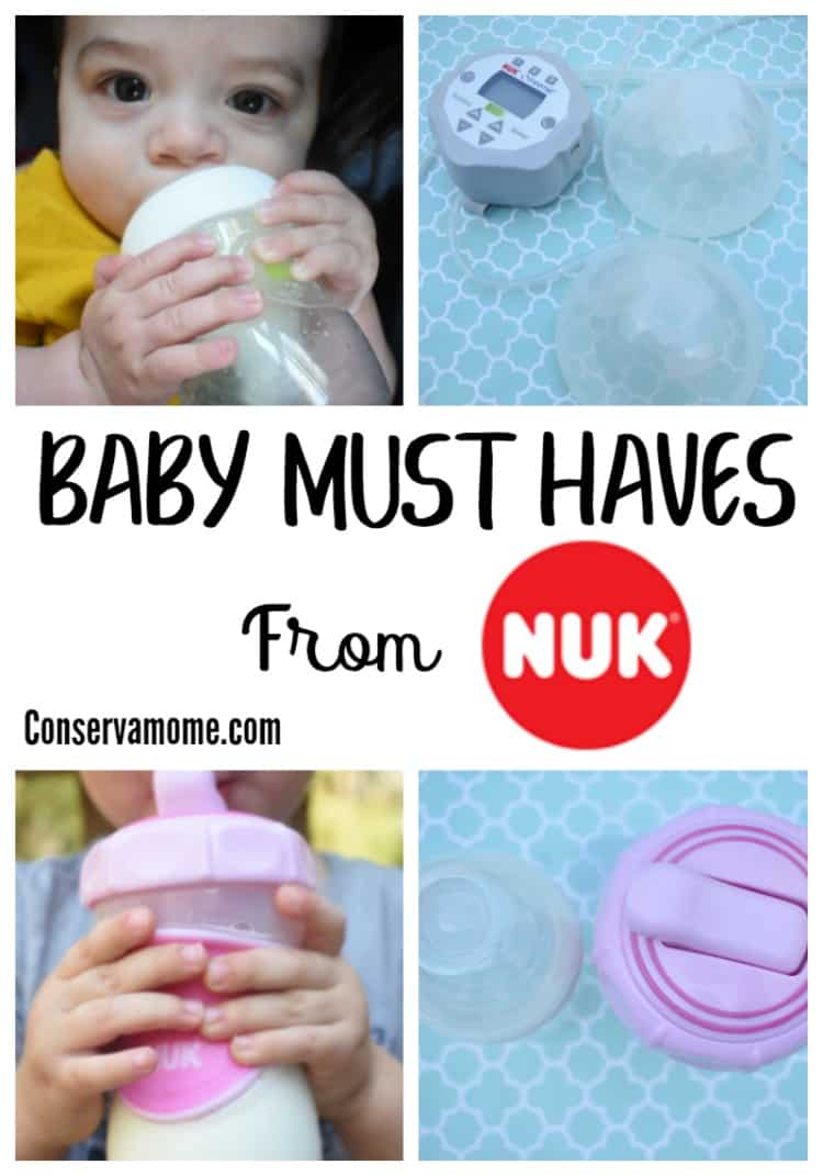 Choosing the right products for our little one's feeding needs can be tough. NUK just made this job a whole lot easier. Check out some Baby Must Haves From NUK.