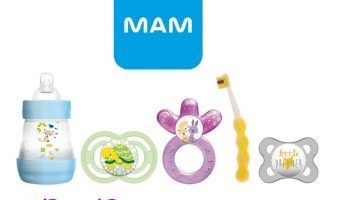 $50 MAM Prize Pack Giveaway ends 5/13