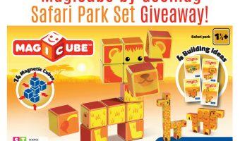 Magicube by Geoworld Safari Park Set ends 5/25