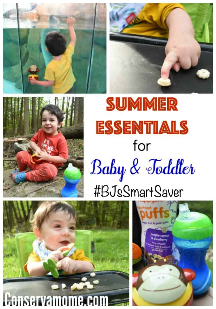 Summertime is the perfect time to head out and enjoy some fun adventures with your little ones. Check out Summer Essentials for Baby & Toddler to help make all the adventures you go on a breeze