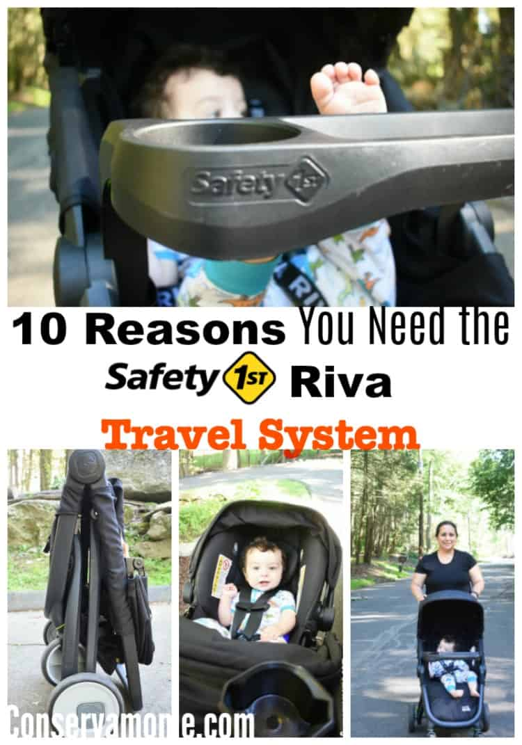 Find out why the Riva Travel system is a must have in your life.