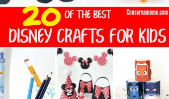 20 of the Best Disney Crafts for Kids