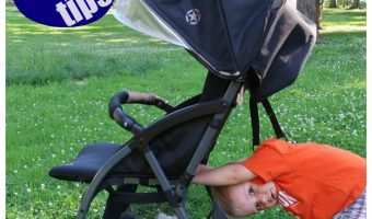 5 Tips to Stay Active with Jeep Ultralite Adventure Stroller by Delta