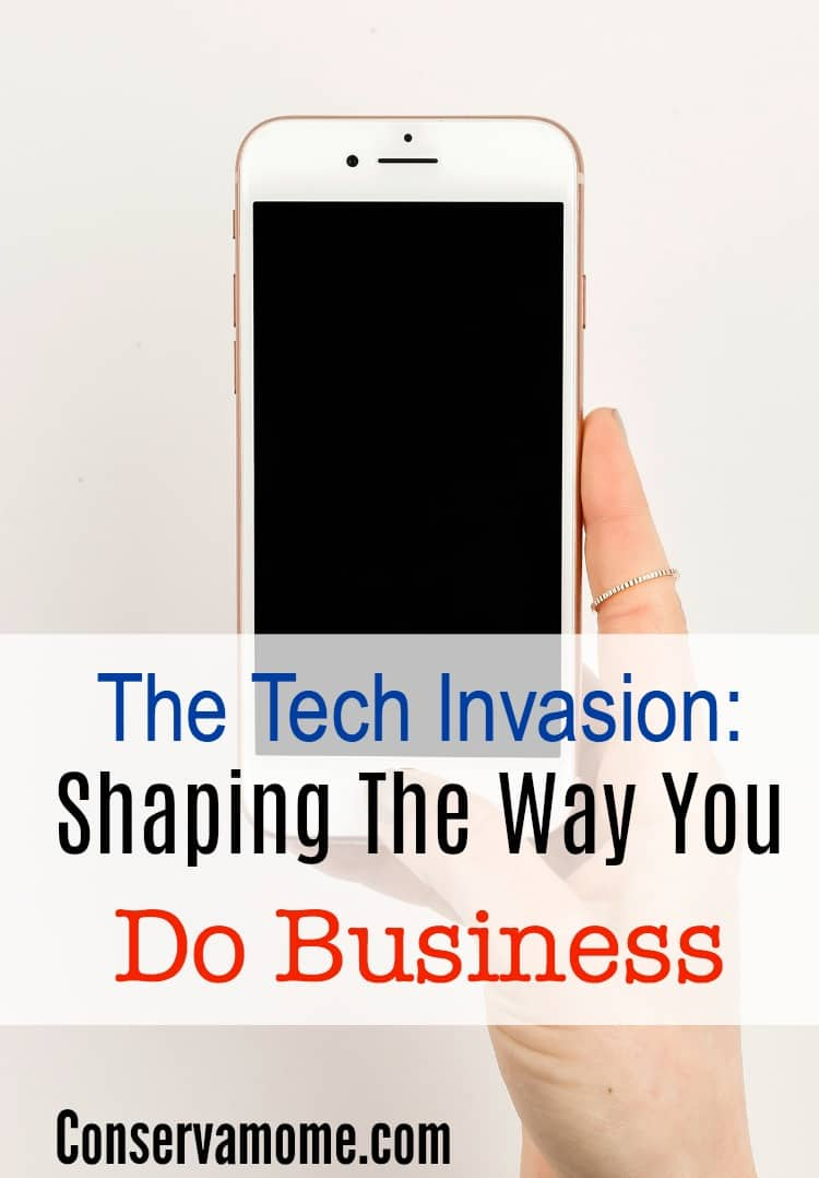 Business are changing and making sure you're up to date with tech is important. Find out howThe Tech Invasion is Shaping The Way You Do Business.