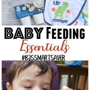 Baby Feeding Essentials #BJsSmartsaver