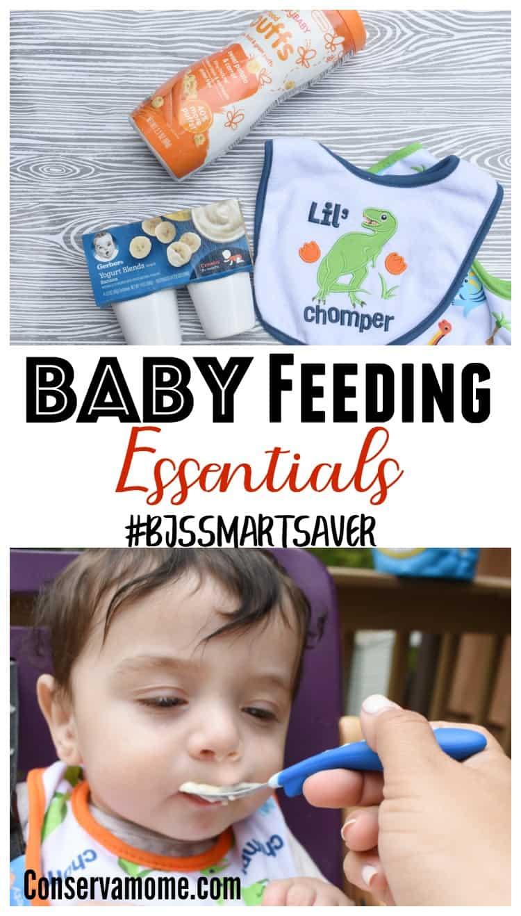 Conservamom - Baby Feeding Essentials Bjssmartsaver -9386